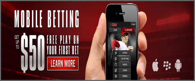 Betonline Mobile Betting App
