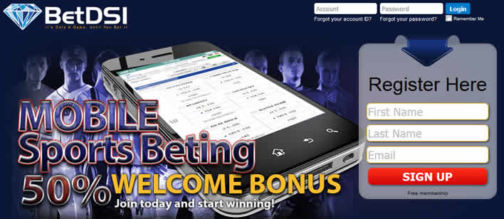 DSI Mobile Betting App